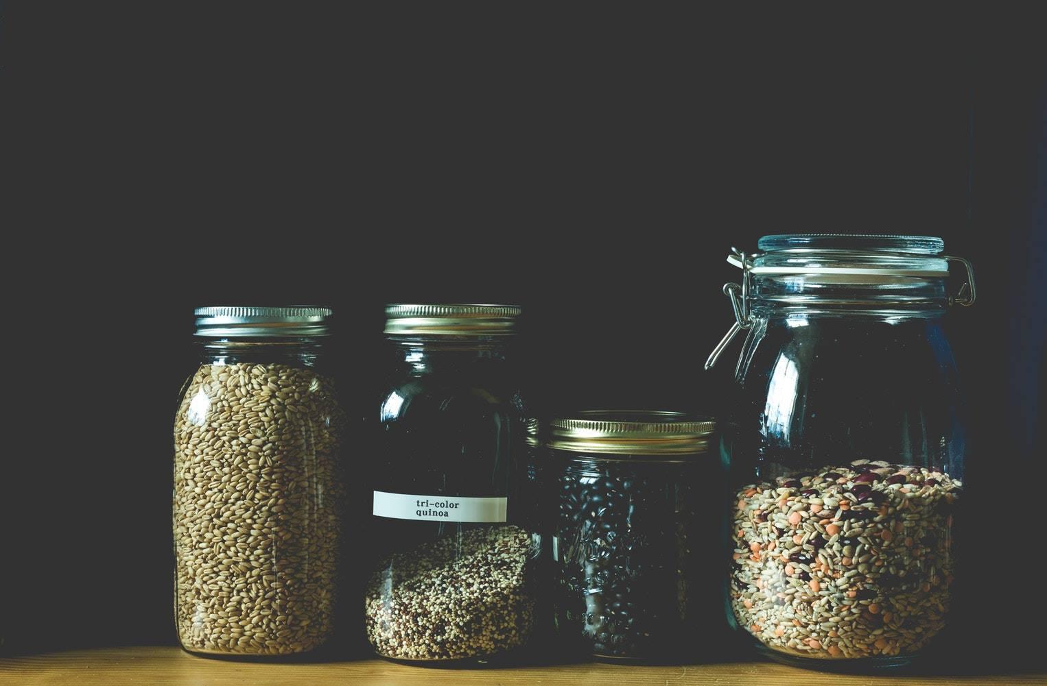 ¿Cómo preparar nueces, granos, semillas y leguminosas para una nutrición óptima?